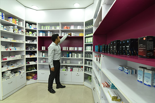 Wizderm Dermatological Pharmacy